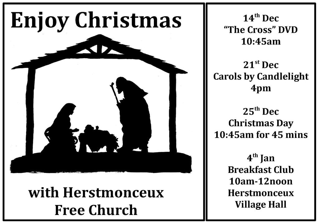 2014 Christmas Flyer